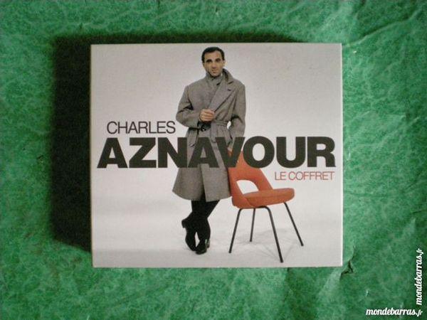 coffret 5 CD Aznavour 20 Saleilles (66)