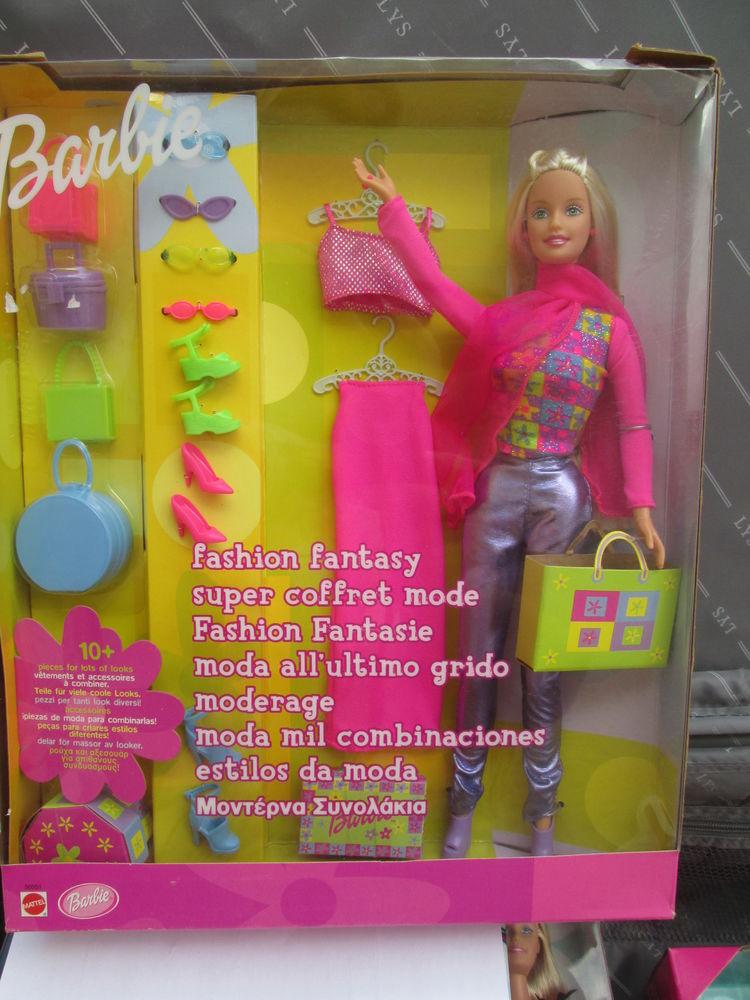 Coffret Barbie Fashion Fantasy 25 Goussainville (95)