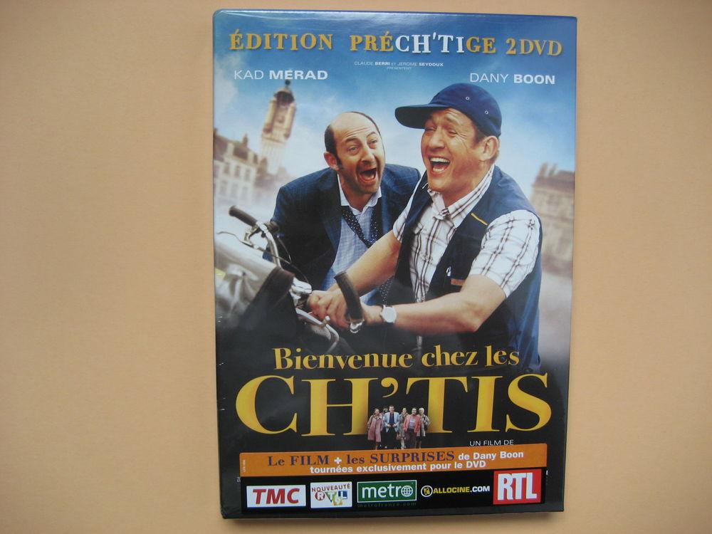 coffret 2 DVD   Bienvenue chez les Ch'tis   + Les surprises  10 Reims (51)