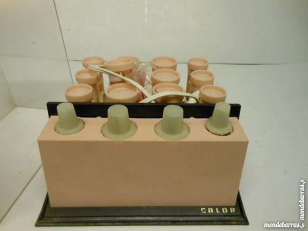 coffret bigoudis chauffants calor vintage pa32 Electroménager