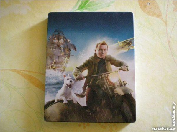 coffret 2 Blu Ray boitier métal    Les aventu  22 Saleilles (66)