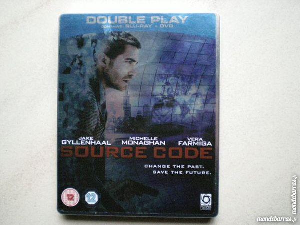 coffret Blu Ray/ Dvd boitier métal    Source  25 Saleilles (66)