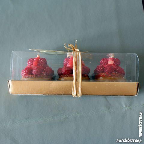 Coffret de 3 Bougies Parfumée en forme de Cupcake 5 Cabestany (66)