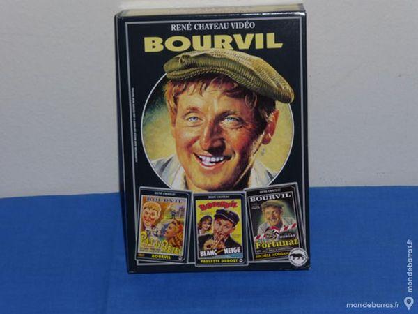 COFFRET 3 DVD BOURVIL (René Chateau) 25 Créteil (94)