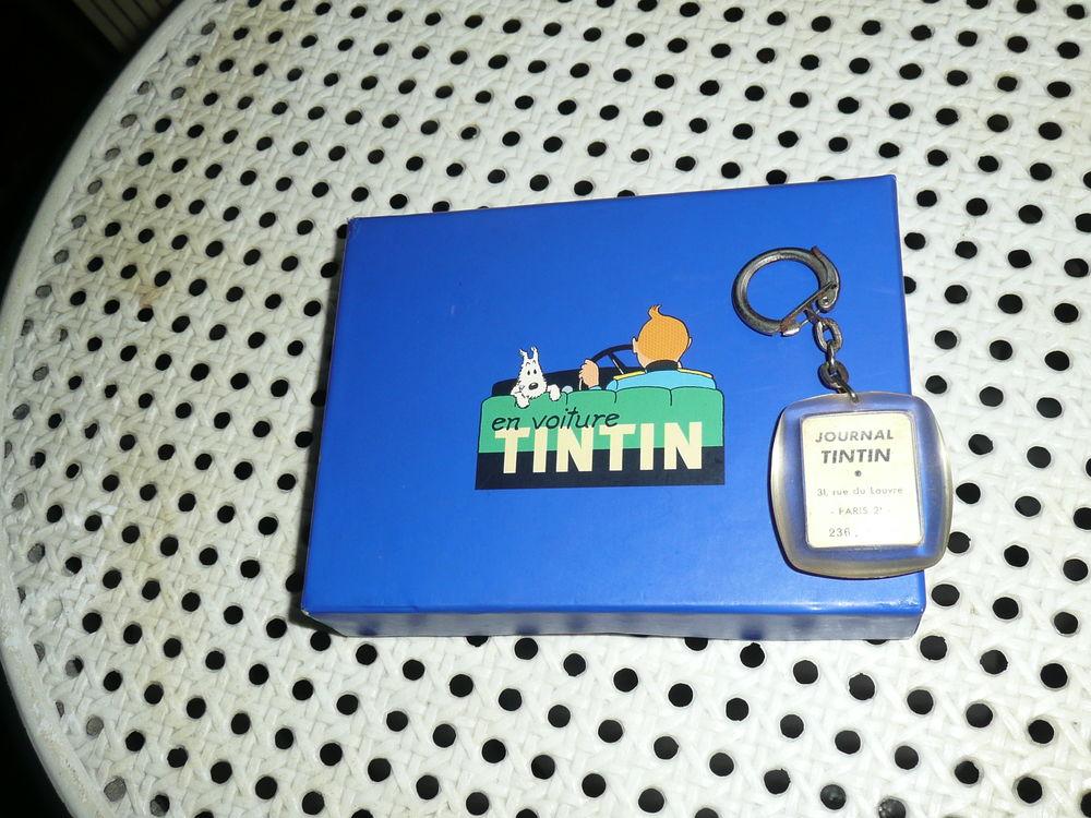 Coffret carton de deux jeux de carte  En voiture TINTIN  19 Bordeaux (33)