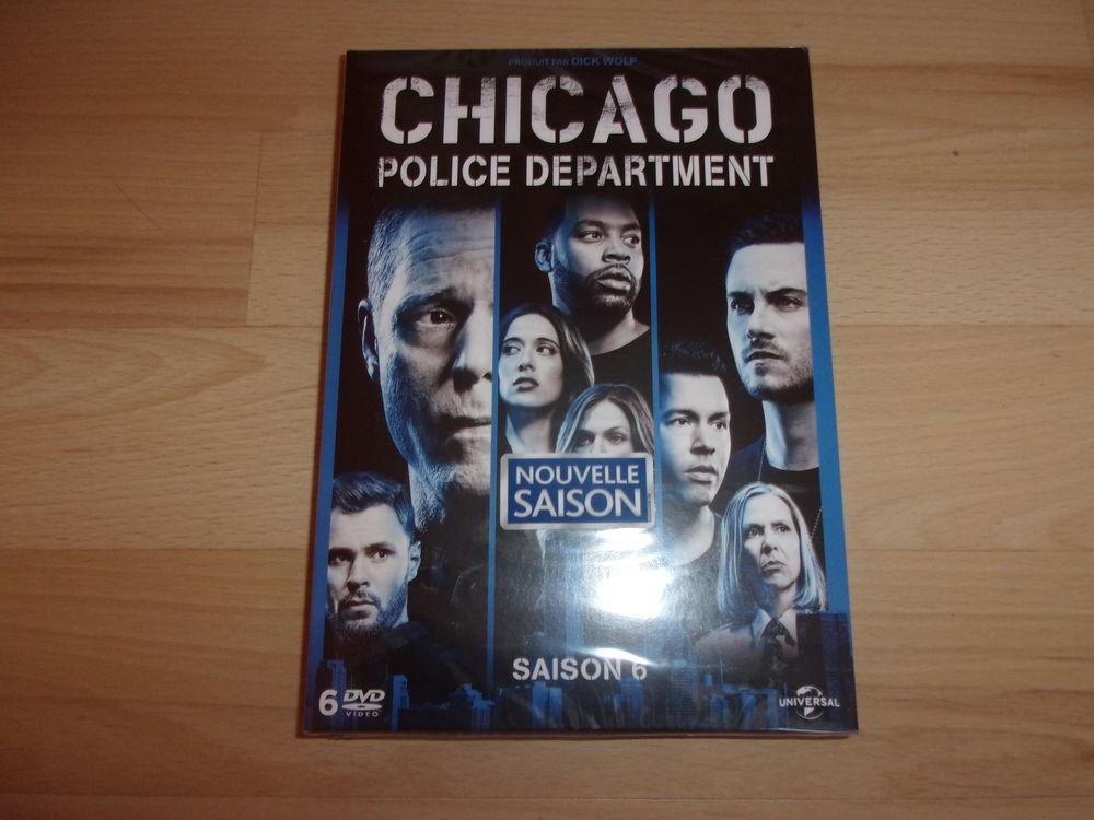 Coffret 6 DVD Chicago Police Department Saison 6 (Neuf) 28 Ardoix (07)