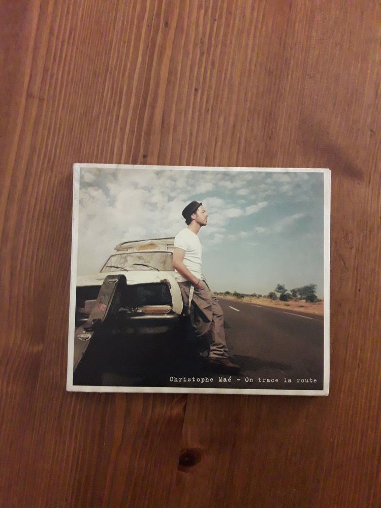 coffret cd +dvd Christophe 15 Martigues (13)