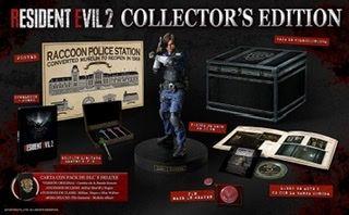 coffret collecteur résident evil 2 ps3 dans son emballage d' 500 Target (03)