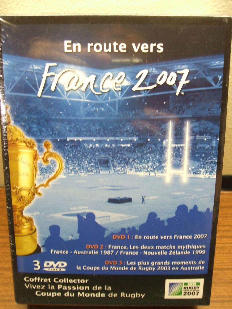 Coffret collector de 3 DVD coupes du monde de rugby 5 Reichstett (67)