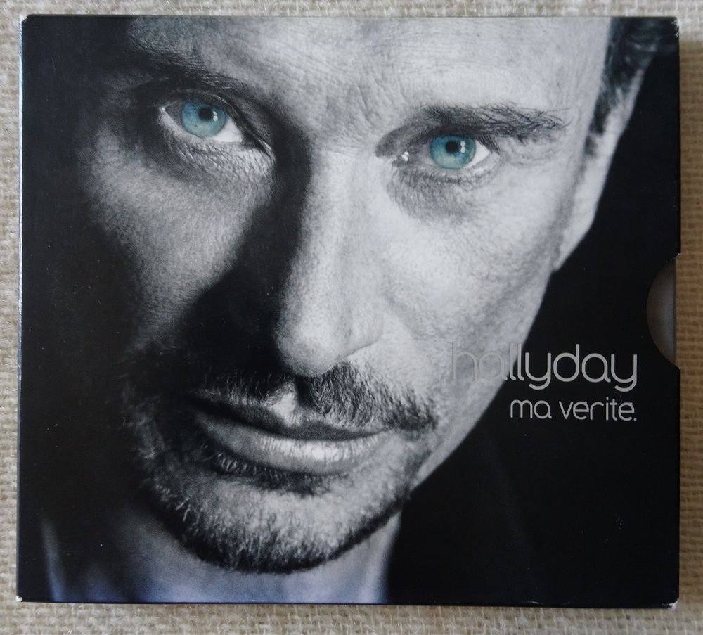 COFFRET COLLECTOR CD + LIVRET  MA VERITE   80 La Courneuve (93)