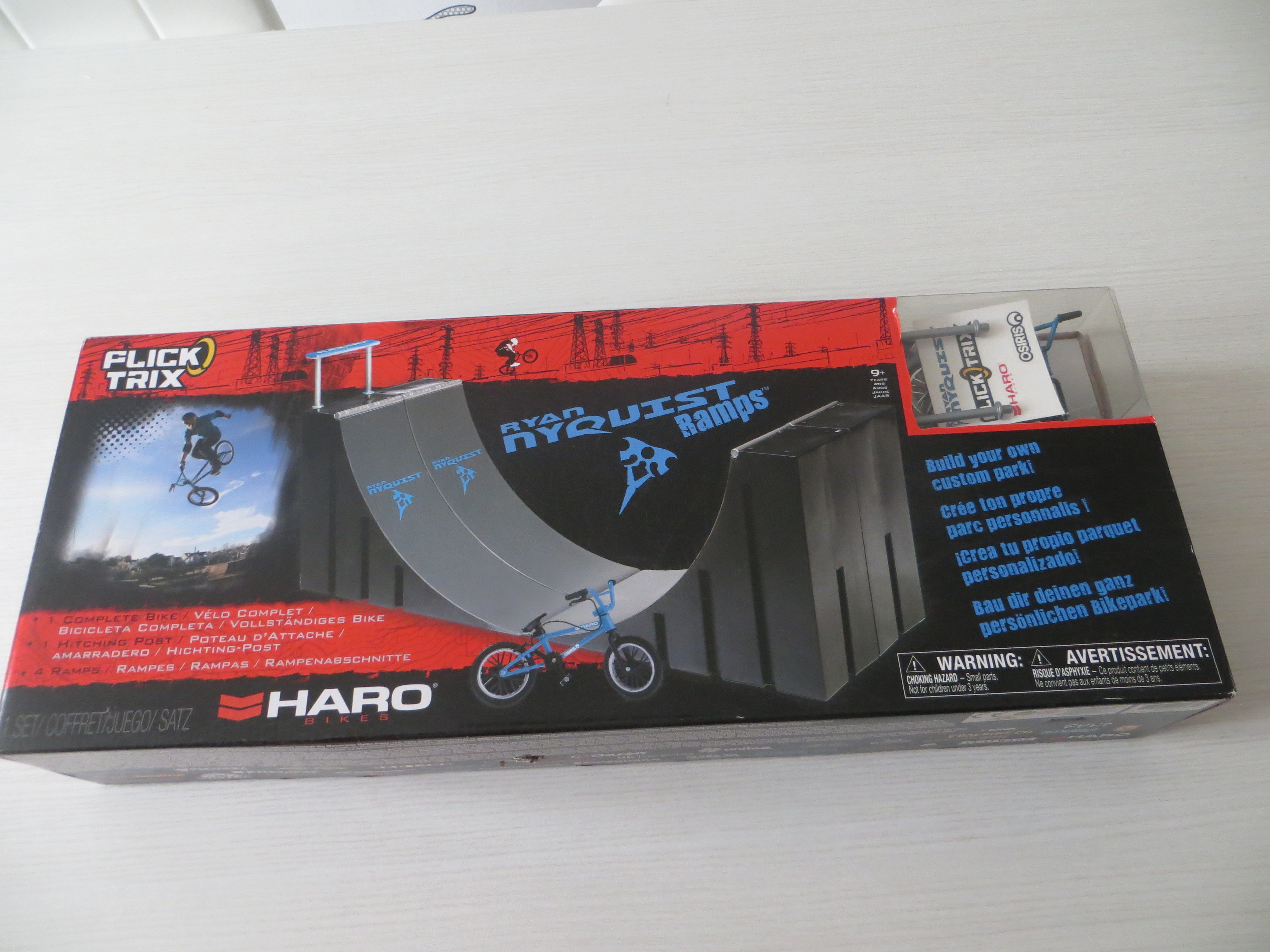 Coffret collector Ramp Ryan Nyquist 20 Le Mans (72)