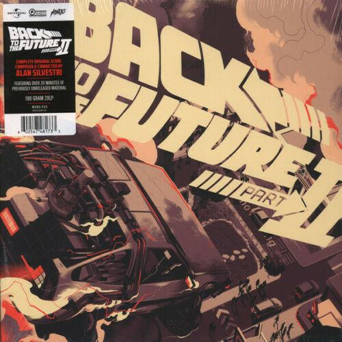 Coffret collector vinyl Retour vers le futur 2, neuf 99 Bourghelles (59)