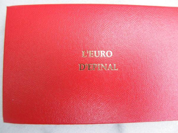 coffret 1 et deux euros d'epinal 20 Viriat (01)