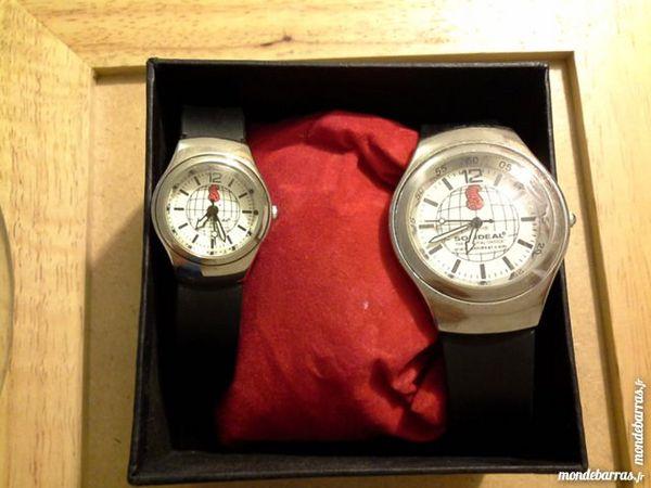 coffret de deux montre neuf pour homme 15 Gardanne (13)