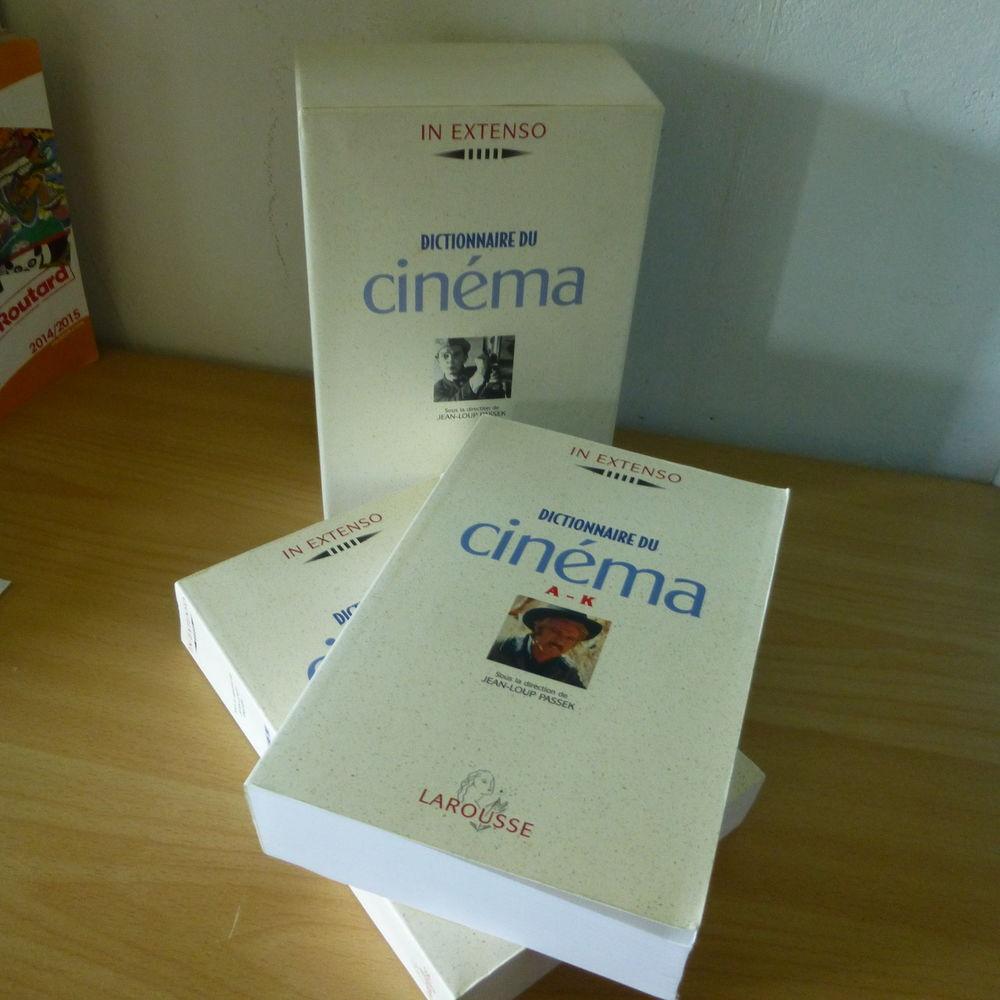 COFFRET Dictionnaire du cinema 2 tomes 20 Saint-Just-Ibarre (64)