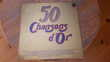 Coffret 4 disques 50 chansons d'or