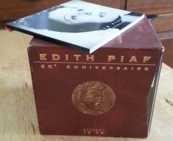 coffret edith piaf 30 Argenteuil (95)