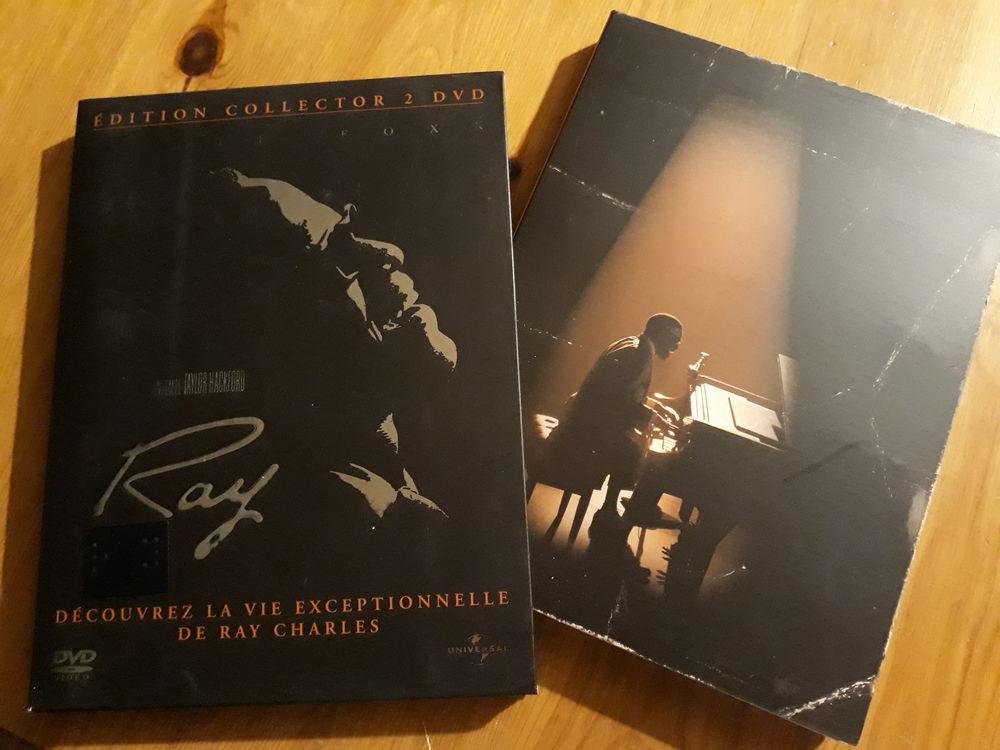 Coffret DVD Edition Collector  Ray Charles  - avec Jamie Fox 10 Livry-Gargan (93)