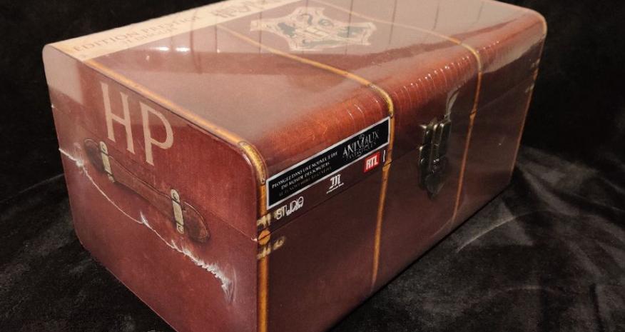 Coffret édition prestige Harry Potter 400 Montreuil (93)