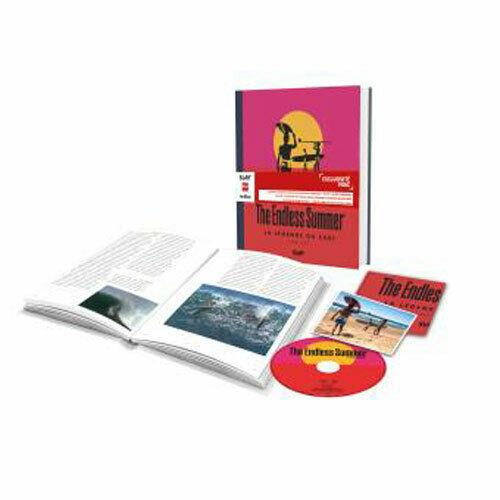 Coffret blu-ray The Endless Summer + livre de 176 pages neuf 25 Bourghelles (59)