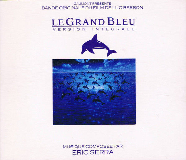 coffret 2 CD Éric Serra ?? Le Grand Bleu : Version Intégrale 7 Martigues (13)