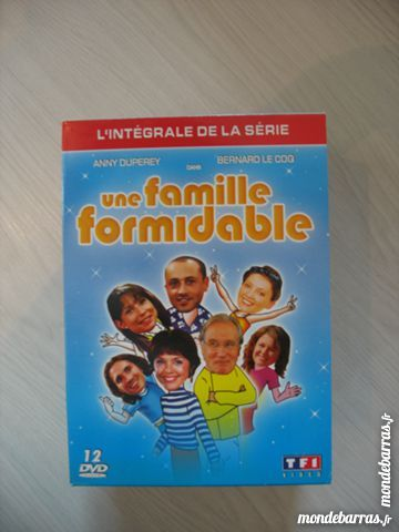 Coffret DVD Une Famile Formidable 30 Willer-sur-Thur (68)