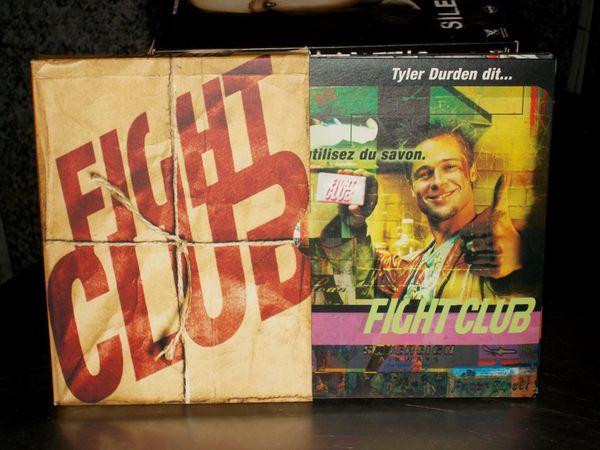 Coffret fight club 2dvd film et bonus d fincher 15 Monflanquin (47)