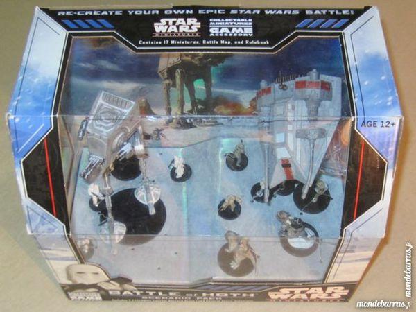 Coffret figurines du jeu star wars 150 Grasse (06)