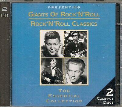 coffret 2 cd GIANTS OF ROCK'N'ROLL - ROCK'N'ROLL CLASSICS (e 8 Martigues (13)