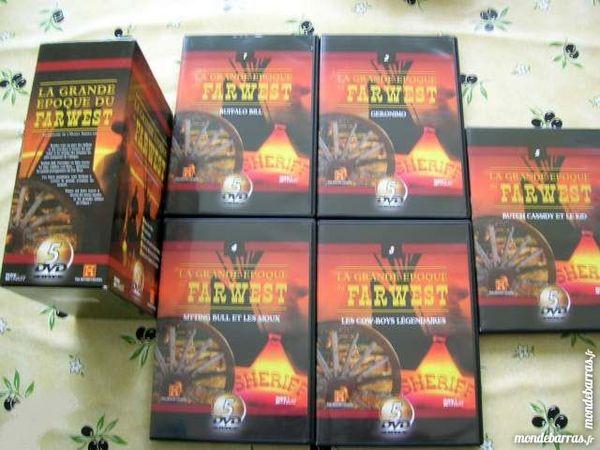 COFFRET DVD LA GRANDE EPOQUE DU FARWEST  5 DVD 30 Nantes (44)