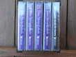 COFFRET DE 5 K7 VHS de grande musique