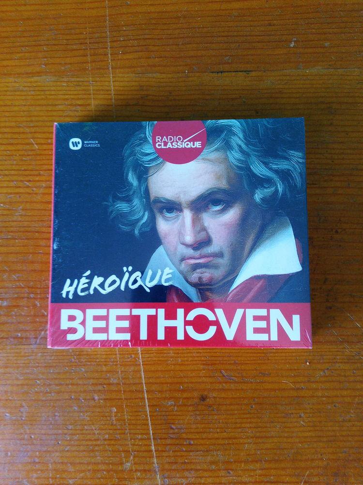 Coffret CD Héroïque de Beethoven (Neuf) 16 Ardoix (07)