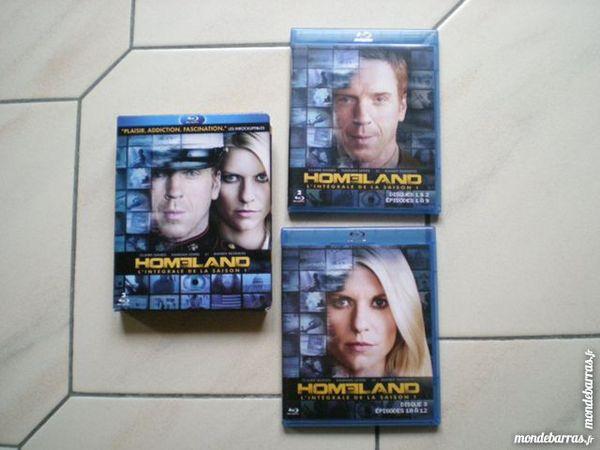 coffret 3 Blu Ray    Homeland - Saison 1 l in  15 Saleilles (66)