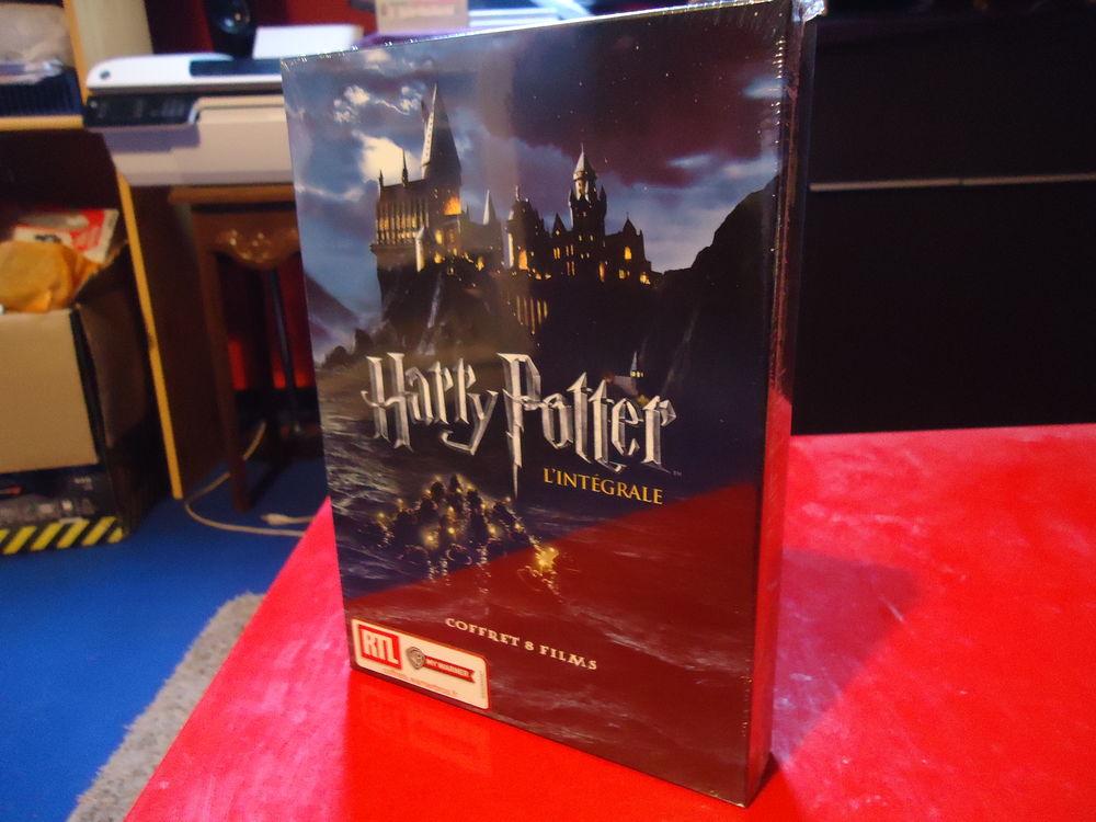 coffret integrale de harry potter en blu-ray  ou  dvd neuve 35 Warluzel (62)