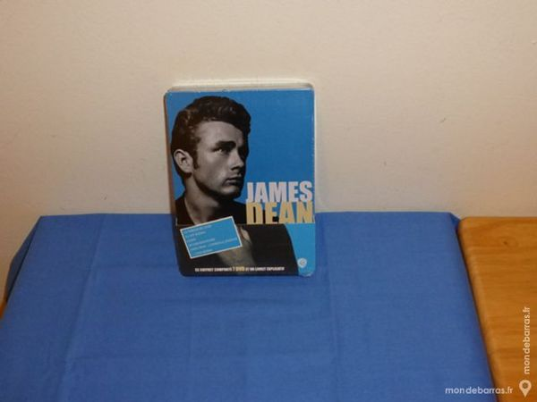 Coffret JAMES DEAN. 7 DVD , neuf sous blister 29 Créteil (94)