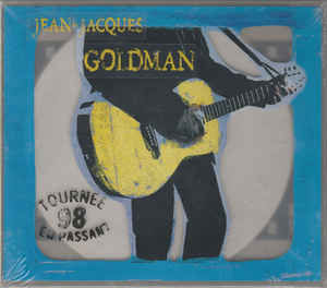 coffret 2 cd Jean-Jacques Goldman ?? Tournée 98 En Passant ( 15 Martigues (13)