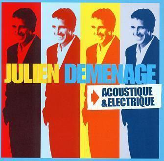 Coffret 2 cd Julien Clerc ?? Julien Déménage - Acoustique &  7 Martigues (13)