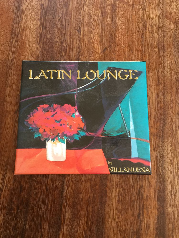 Coffret CD latin Lounge by Villanueva 12 Saleilles (66)