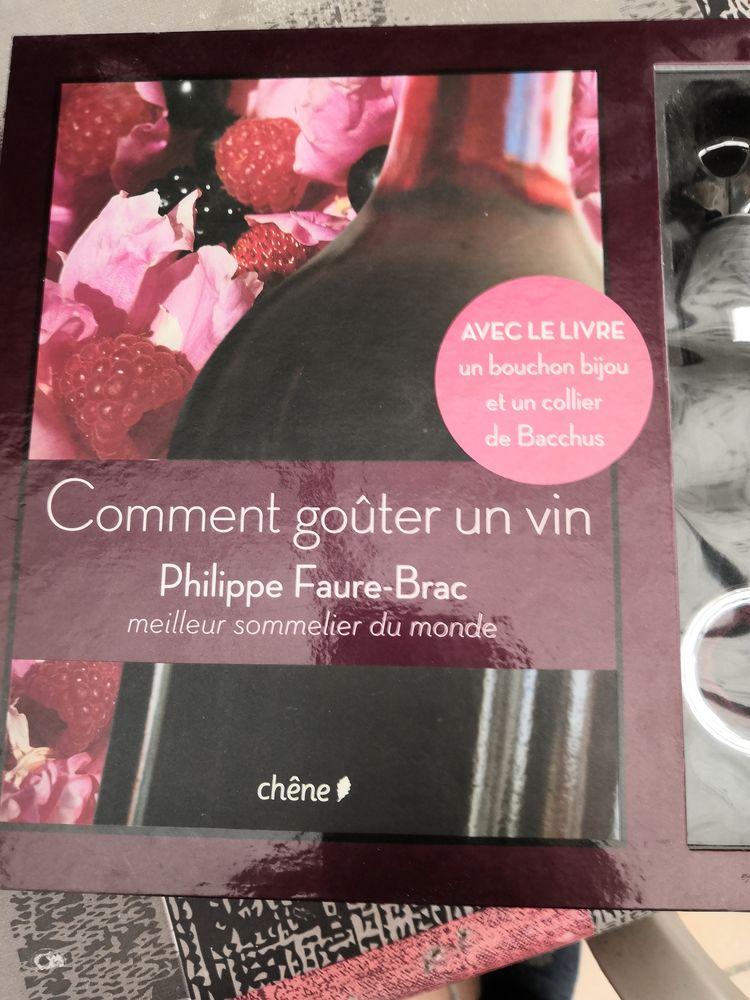 coffret livre comment gouter le vin 20 La Roche-de-Glun (26)
