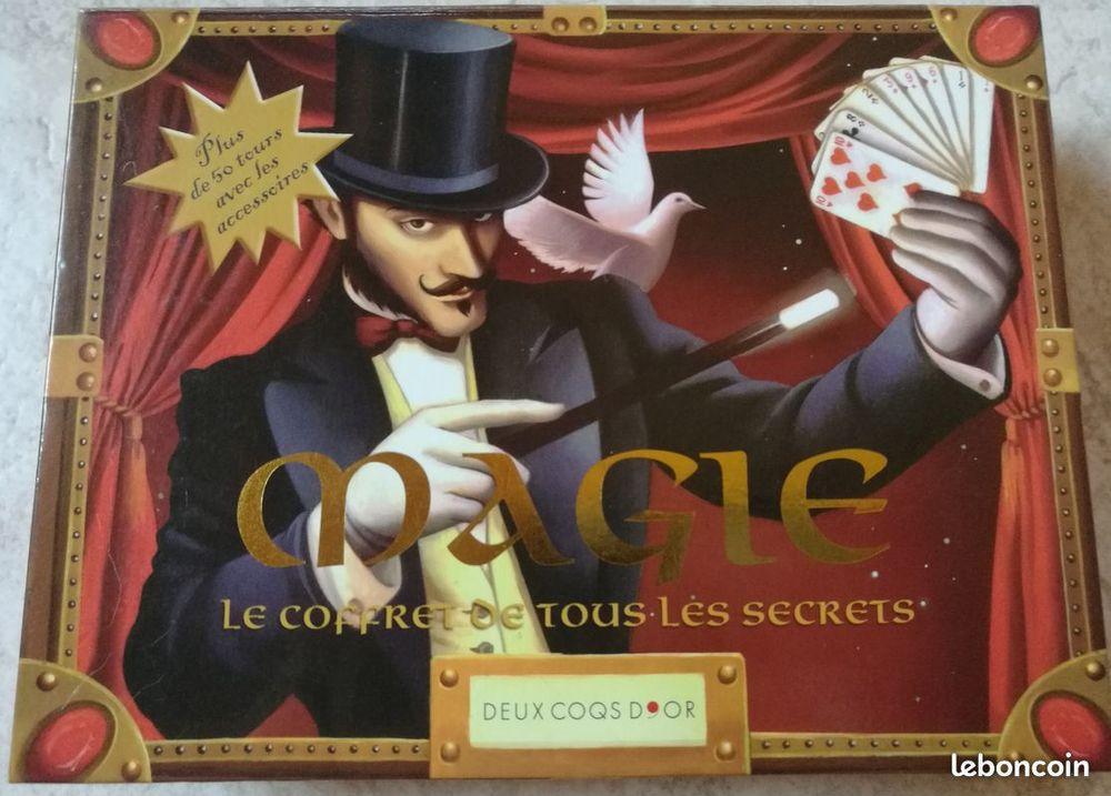 Coffret de Magicien neuf (re cadeau) 25 Olivet (45)