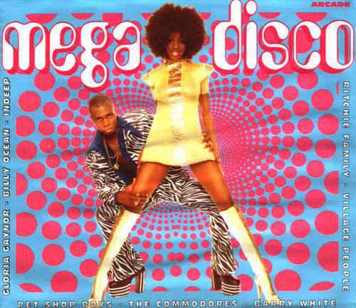 coffret 4 cd Mega Disco (état neuf) 6 Martigues (13)