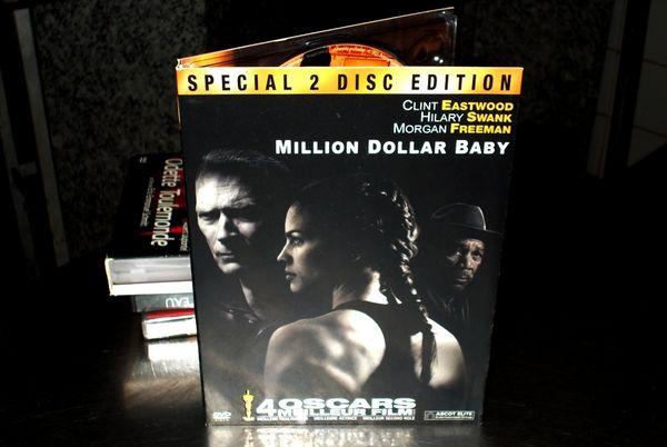 coffret 2 dvd million dollar baby édition spéciale 10 Monflanquin (47)