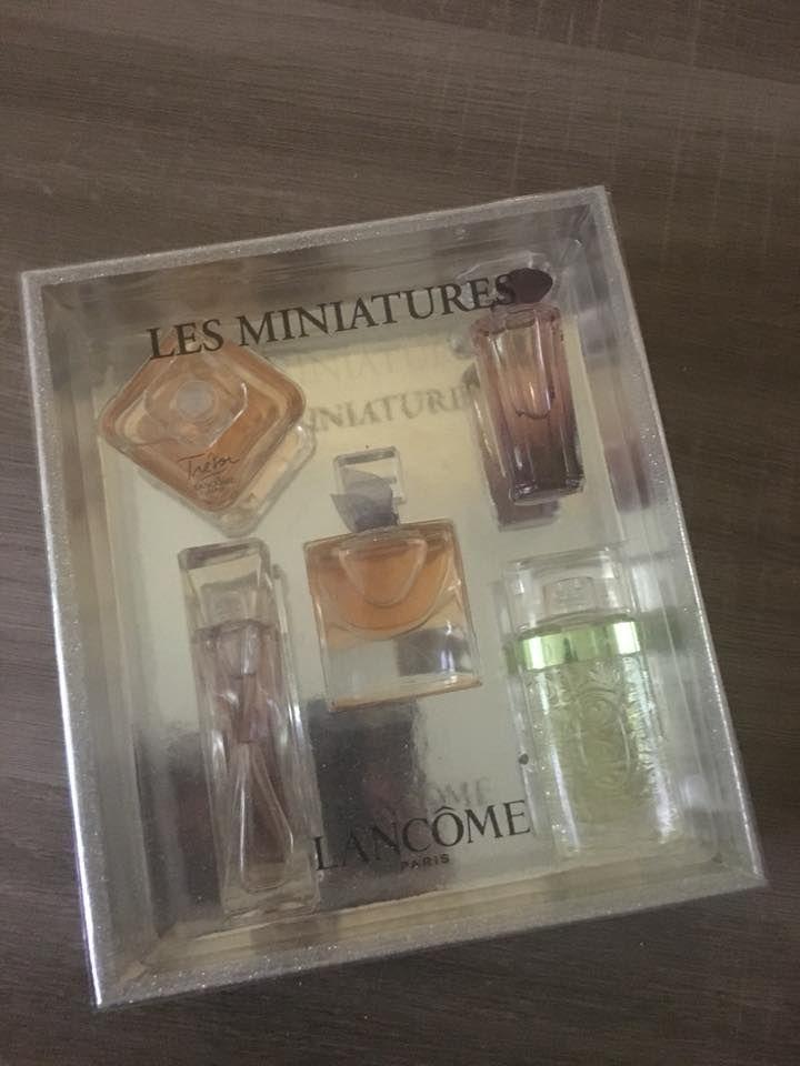 Coffret de 5 miniatures de parfums Lancôme 10 Lyon 2 (69)