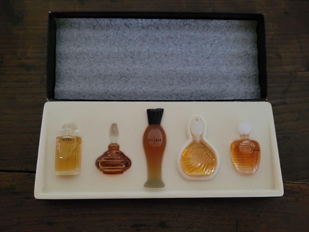 Coffret miniatures de parfums  15 Melun (77)