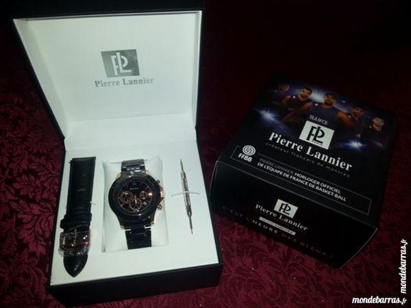 Coffret montre noir marque Pierre Lannier 200 Ris-Orangis (91)