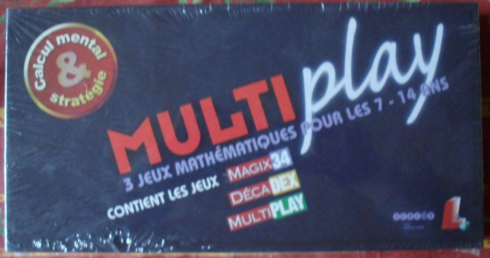 Coffret NEUF de 3 jeux de calcul mental et de stratégie 40 Montreuil (93)
