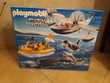 coffret Neuf playmobil Explorateurs mammifères marins