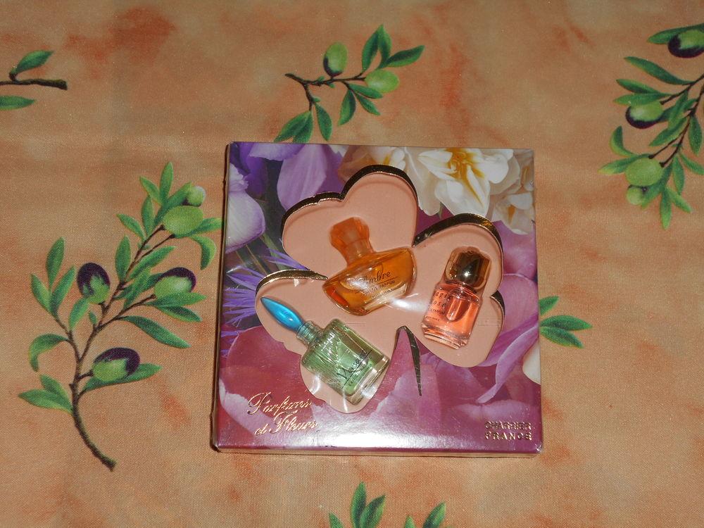 Coffret de 3 parfums  PARFUMS DE FRANCE  8 Rennes (35)