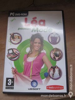 coffret pc dvd rom LEA passion mode 10 Anneyron (26)