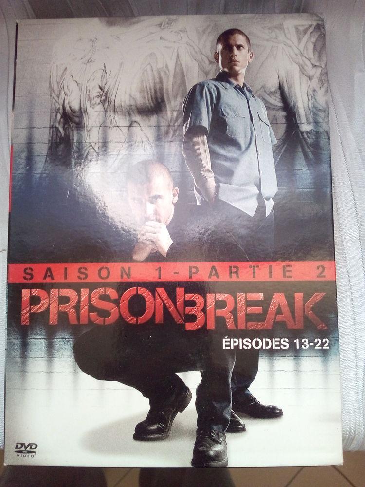 Coffret 3 DVD ? PRISON BREAK -  Saison 1/Partie 2  10 Savigny-sur-Orge (91)